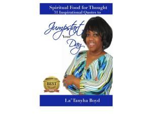 Best Selling Author  Lá Tanyha Boyd