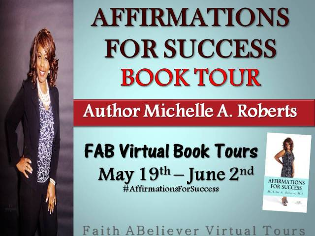 Michelle A Roberts Red FAB Book Banner