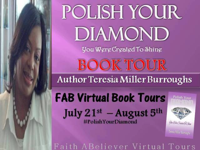 Follow my Virtual Book Tour…Great things are happening for ‪#‎PolishYourDiamondl‬ ‪#‎FABVTours‬ =>http://bit.ly/Wd4WUZ