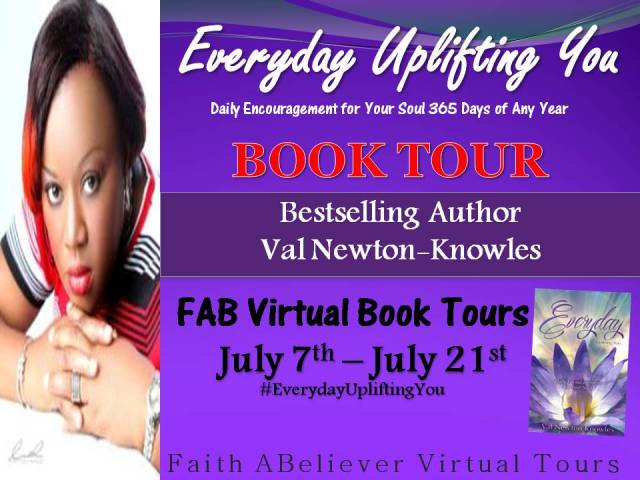 Follow my FAB Virtual Book Tour...Great things are happening for ‪#‎EverydayUpliftingYou‬ ‪#‎FABVTours‬ =>http://bit.ly/1mdKEnf