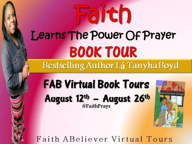 FAITH LEARNS NWUSRSVD FAB Book Banner