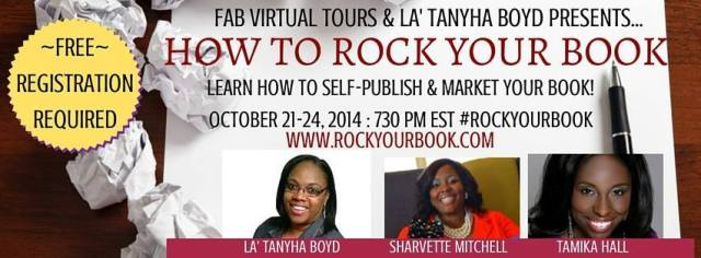 How to Rock Your Book FB banner nww