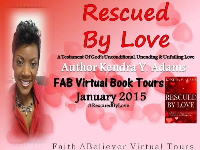 Kendra Adams RVSD FAB Book Banner