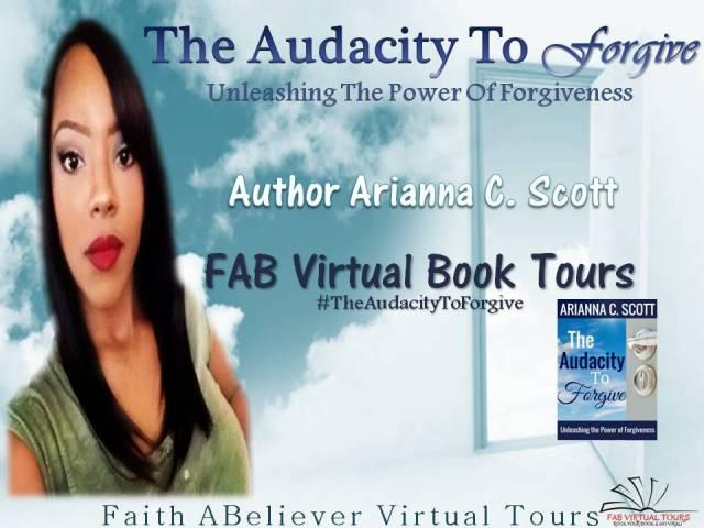 Arianna Scott FABRVSD Book Banner