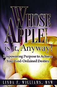 Whose Apple is it anyway frnt cover