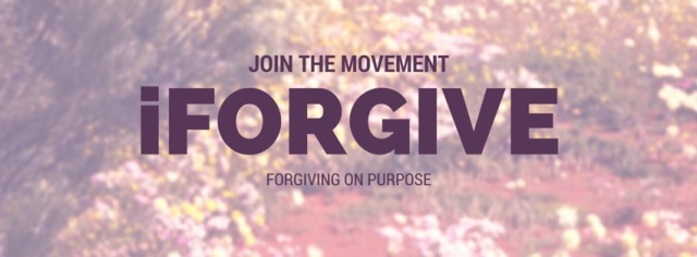 The iForgive Movement The iForgive Movement was birthed as a result of the overwhelming response of individuals who suffered from various offenses.  Arianna found that many people were able to get over the offense but found it hard to actually forgive their offenders.  That is not what Jesus called us to do.  In fact, he admonishes us to leave our offering at the altar to go to our brother (sister) who has offended us and to make peace with them (Matthew 5:23).