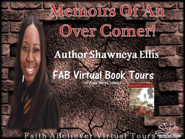 Shawneya Ellis CS FAB Book Banner