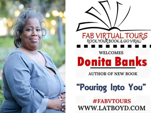 Donita Banks CS FAB Book Banner