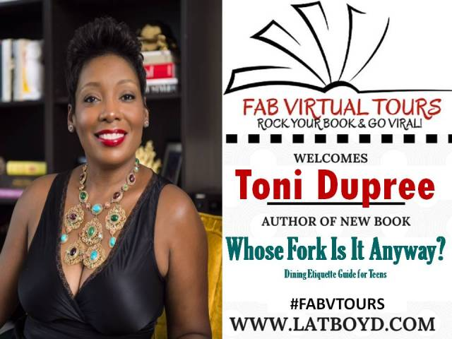 Toni Dupree CS FAB Book Banner