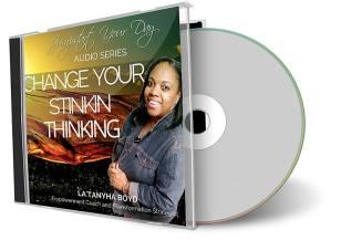 CHANGE THAT STinkin thinking CD Case