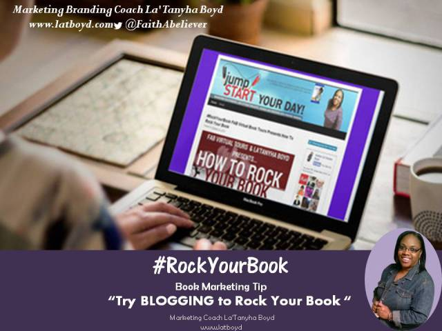 #RockYourBook Blogg it NWus