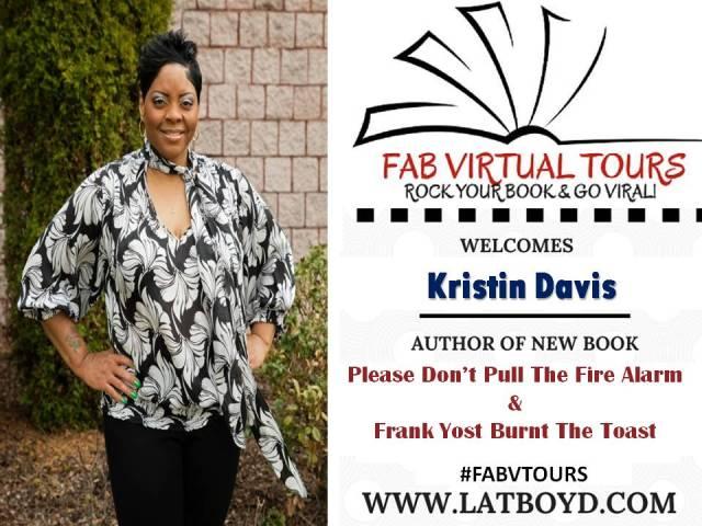 Kristin Davis NW CS FAB Book Banner