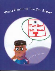 Please Don't Pull The Fire Alarm Cover