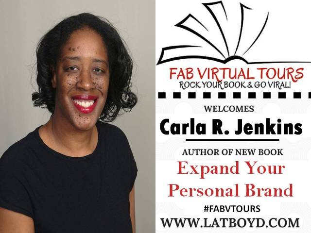 Carla Jenkins CS FAB Book Banner