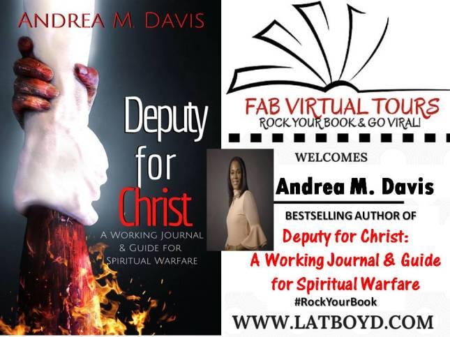 Andrea M Davis CS FAB Book Banner NW