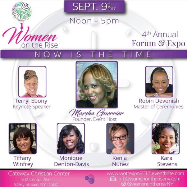 women on the rise forum 1